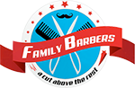 family barbers logo
